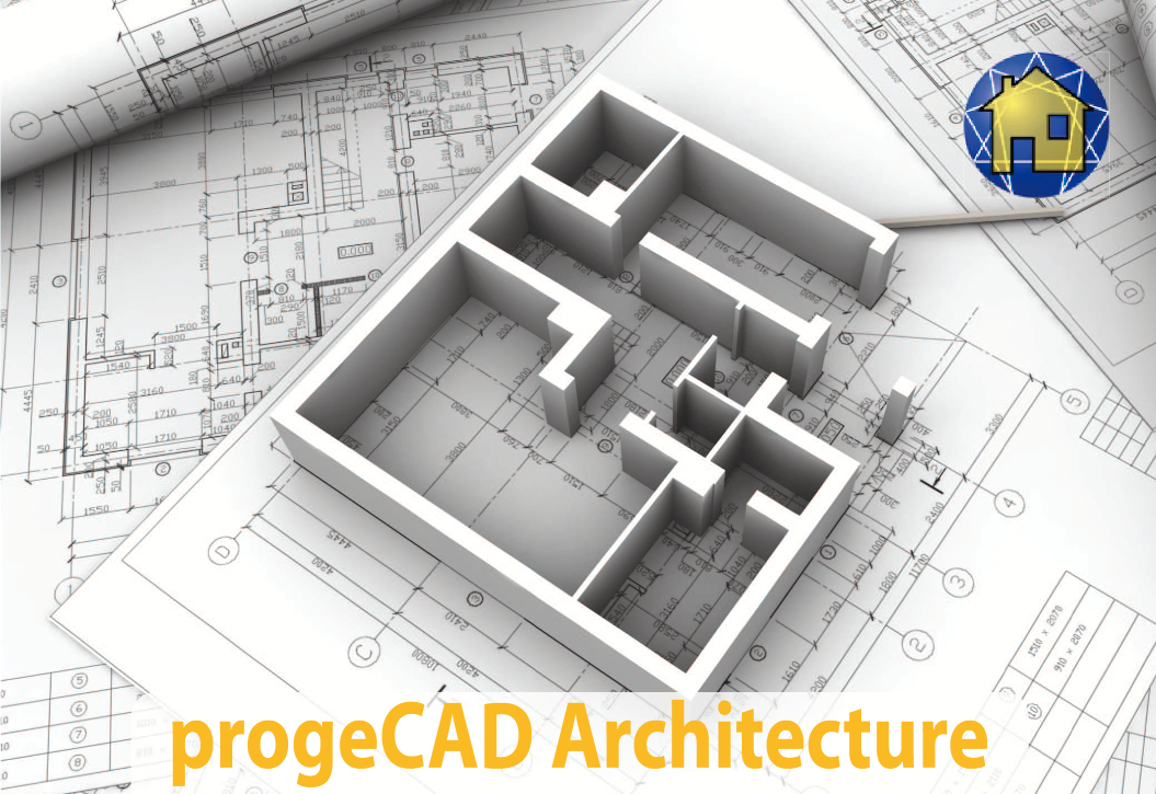 progeCAD Architecture 2014 - CAD pro architekty