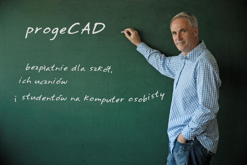 CAD dla szkół za darmo