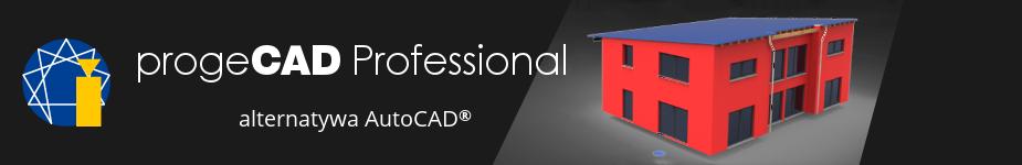 progeCAD Professional aletrantywa AutoCAD
